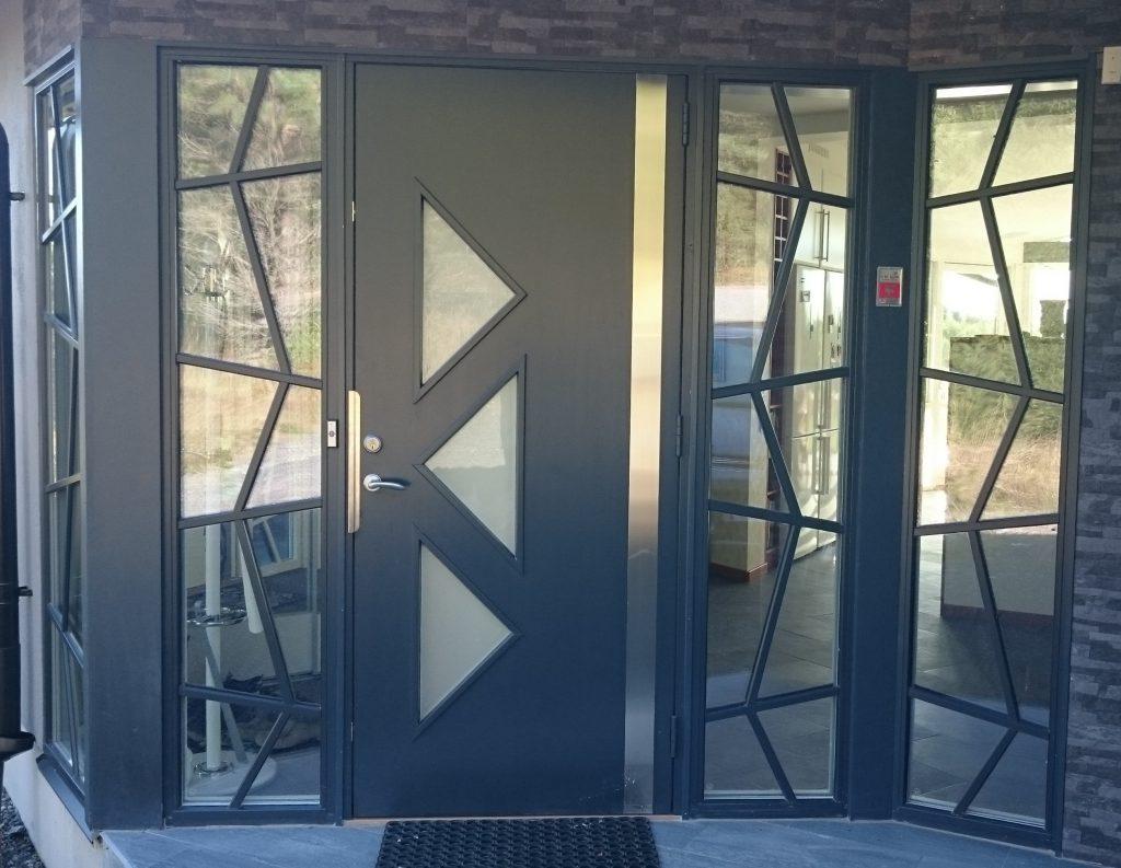 Dörrar | PI Måleri & Kakel AB i Brottby, Vallentuna, Stockholm